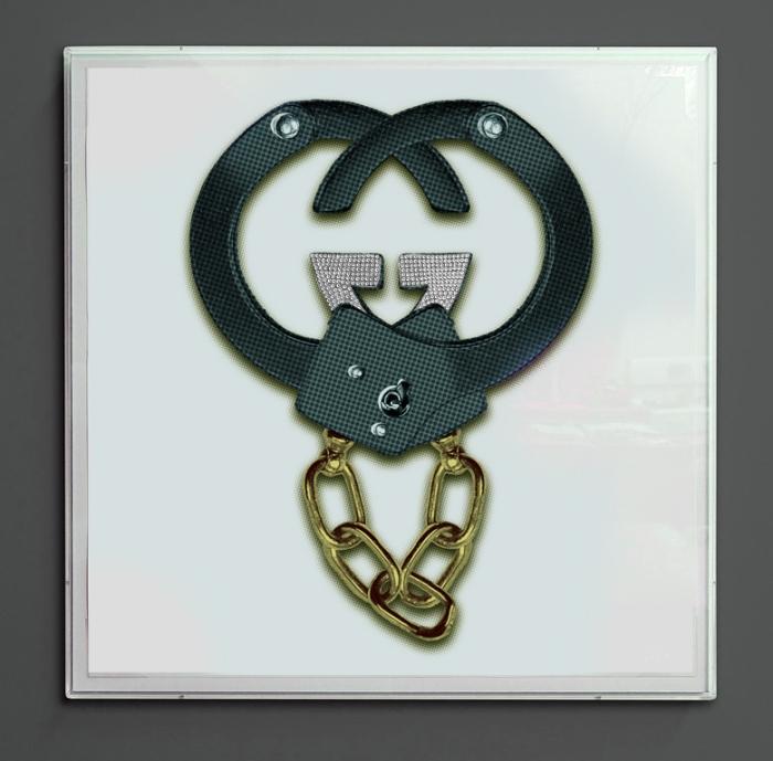 Gucci Handcuffs.