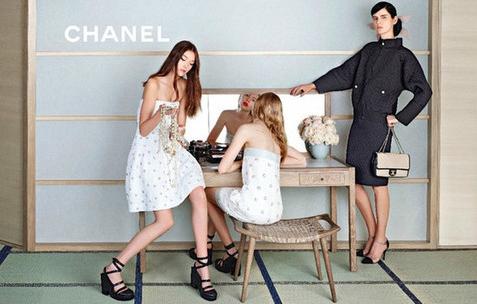ChicBoom_Chanel Spring Summer 2013_Campaign_Campanha_Verão_3