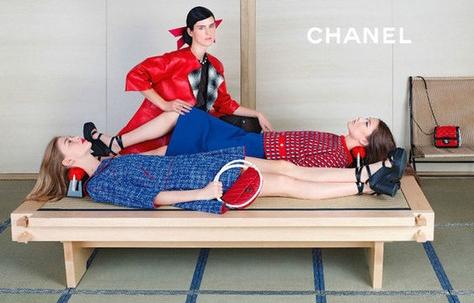 ChicBoom_Chanel Spring Summer 2013_Campaign_Campanha_Verão_4