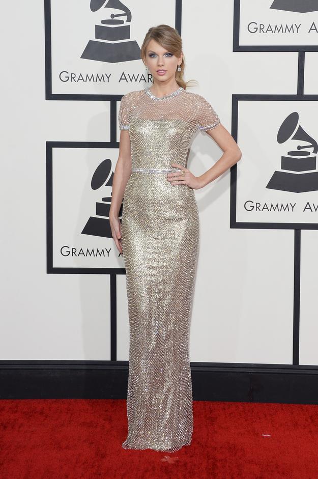 Taylor Swift veste Gucci Première