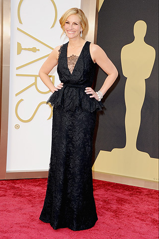 Julia Roberts veste Givenchy Haute Couture,
