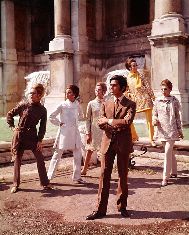 Valentino, Roma - 1967