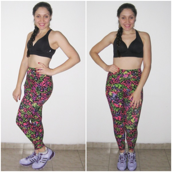 Legging Demi e Top Summer