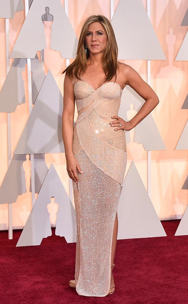 Jennifer Aniston veste Versace